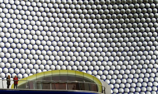 Shopping at The Bullring