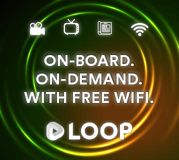 Loop On Train WiFi & Entertainment | London Northwestern Railway