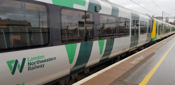 London Northwestern Railway urges passengers to plan ahead this Christmas