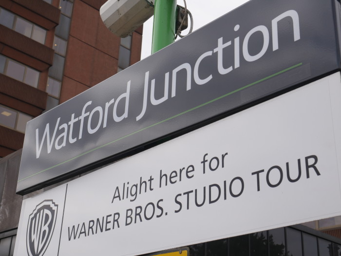 Reminder: Lifts at Watford Junction out of service for replacement
