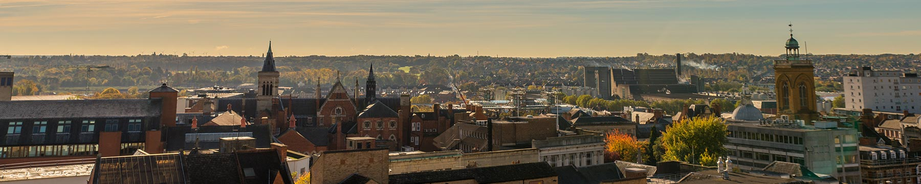 Northampton panorama
