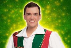 Goerge Sampson in Jack And The Beanstalk at the Lyceum