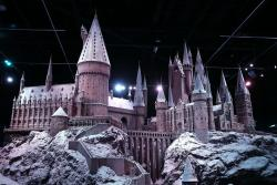 Harry Potter Tour - Hogwarts In The Snow