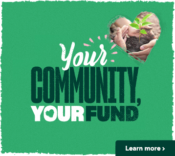 Your Community, Your Fund