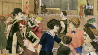 Barbican Centre - Into the Night: Cabarets and Clubs in Modern Art