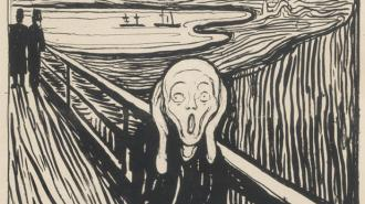 British Museum - Edvard Munch: love and angst