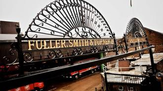 Fuller's Griffin Brewery Tour & Beer Tasting