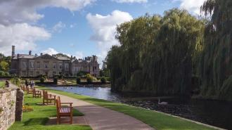 Coombe Abbey Hotel and Country Park