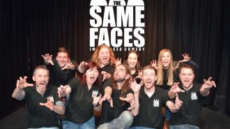 The Same Faces: Improvised Comedy