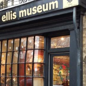The front of The Webb Ellis Museum